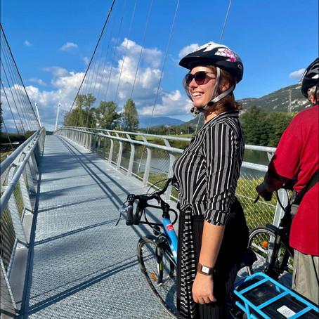 Le vélo continue de se développer dans la circonscription