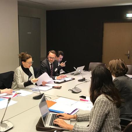 Audition autour des accords commerciaux : Nouvelle-Zélande et Australie