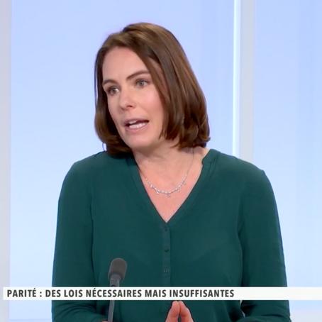 La condition des femmes en politique - Dimanche en politique sur France 3 Rhône-Alpes