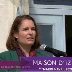 Maison d'Izieu : hommage aux 44 enfants juifs déportés et assassinés le 6 avril 1944