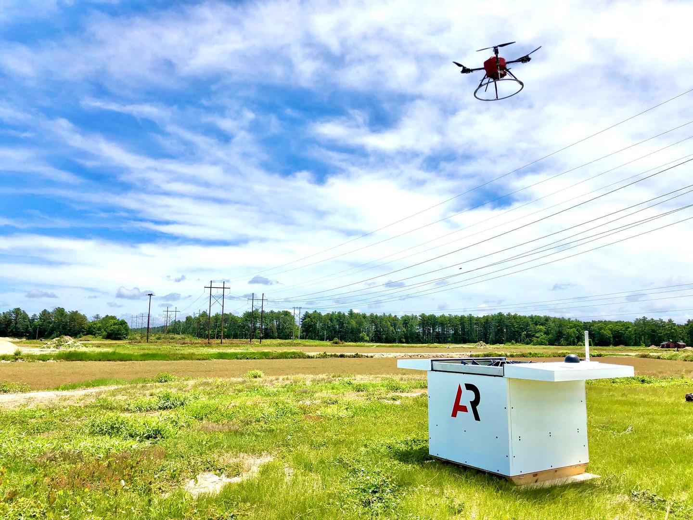 Scout Drone Landing on ScoutBase.JPG