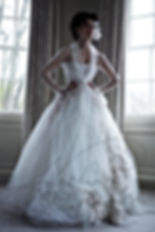 Mimi Wedding Dress by Wedding Dress Designer Angelina Colarusso