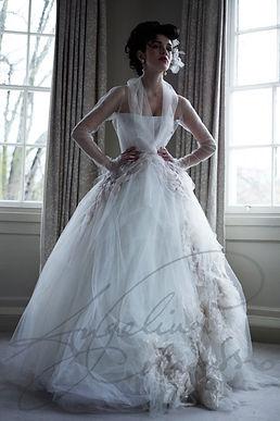 Mimi Wedding Dress by Wedding Dress Designer Angelina Colarusso