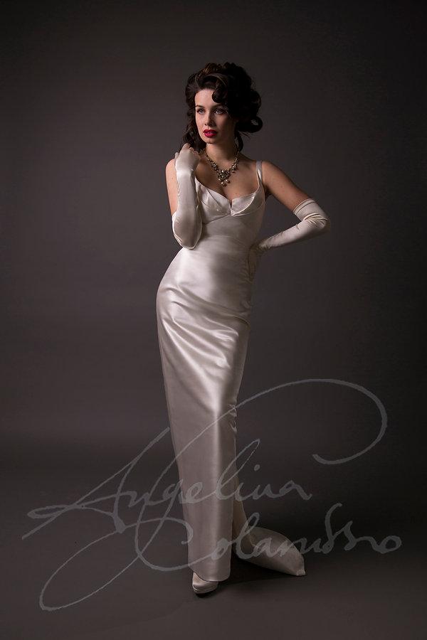 Natasha designer wedding dress