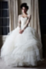 Degas Wedding Dress by Wedding Dress Designer Angelina Colarusso