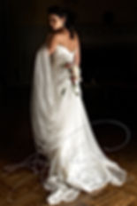 Ravello Designer Wedding Dress