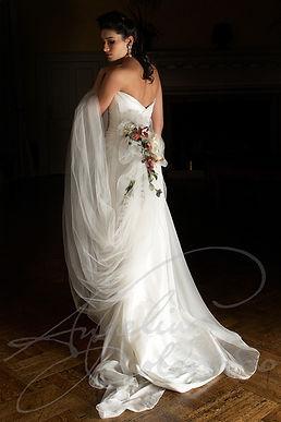 Ravello Designer Wedding Dress