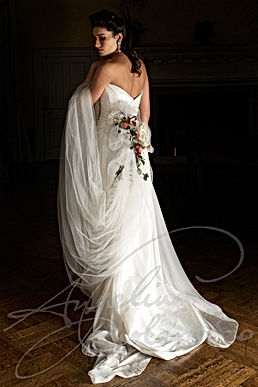 Ravello Wedding Dress by Wedding Dress Designer Angelina Colarusso