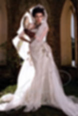 Aryana Wedding Dress - Designer Wedding Dresses by Wedding Dress Designer Angelina Colarusso.