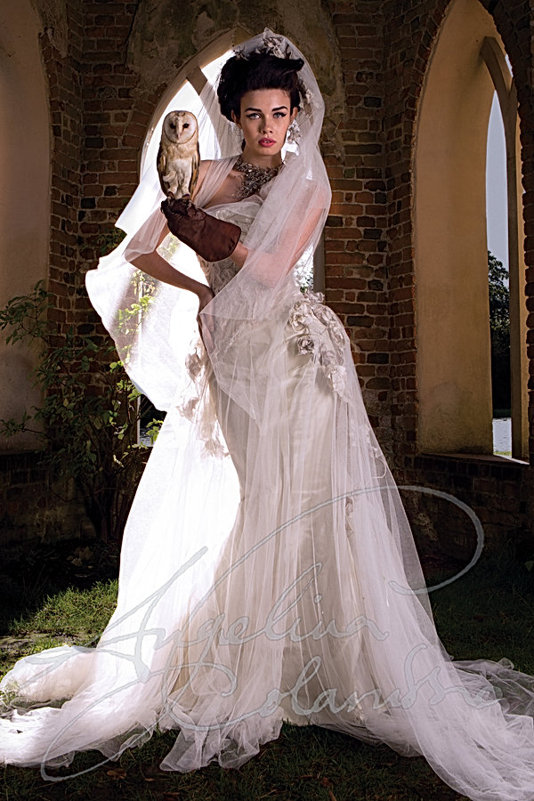 Aryana Designer Wedding Dress