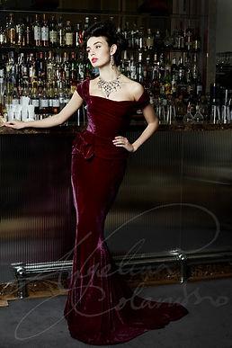 Isadora Designer Wedding Dress