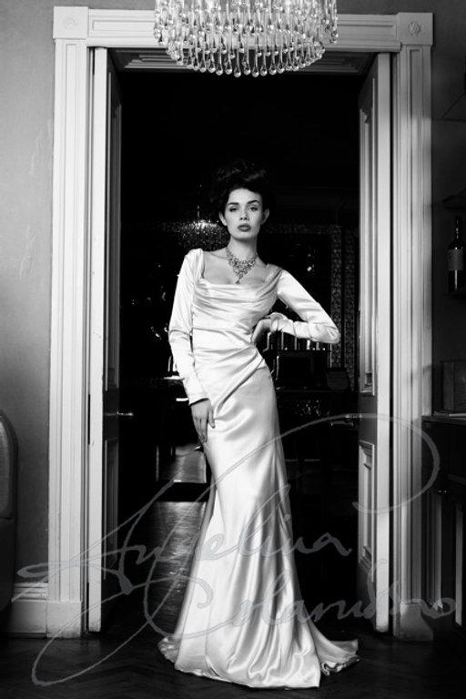 Jazz designer wedding dress