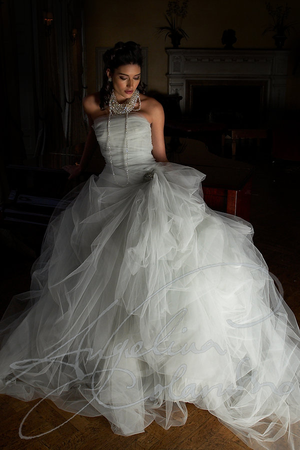 Rococo Designer Wedding Dress