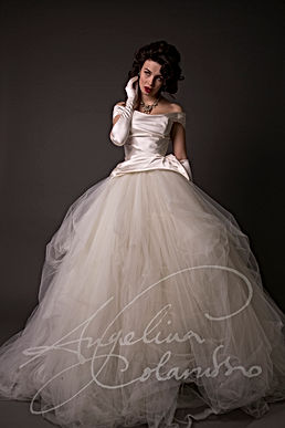 Nadia Designer Wedding Dress