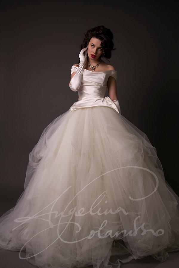 Nadia Designer Weddng Dress