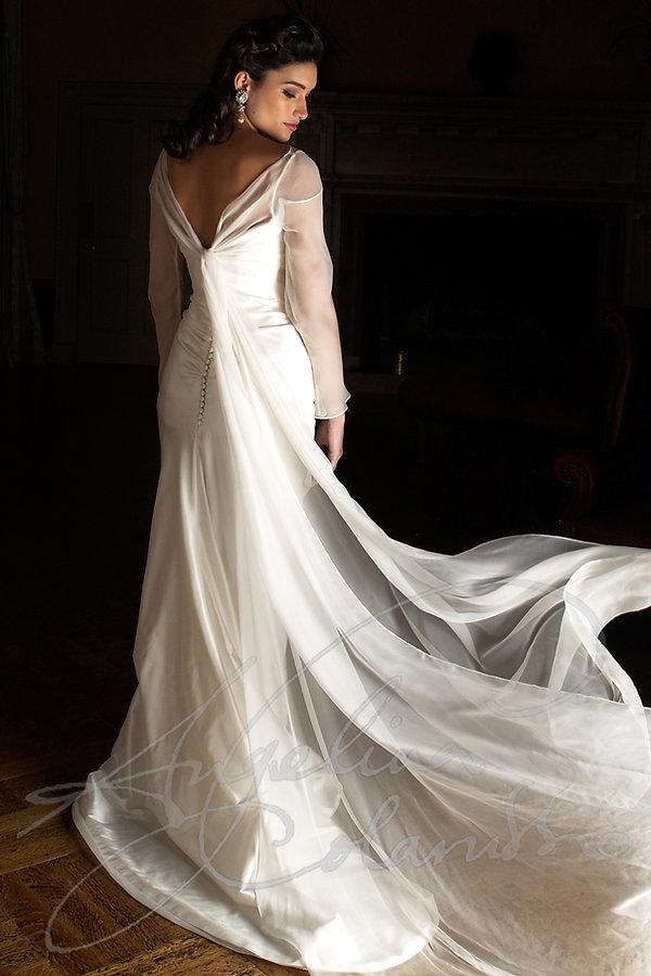 Debussy Designer Wedding Dress