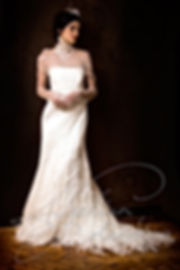 Bloomsbury Designer wedding dress