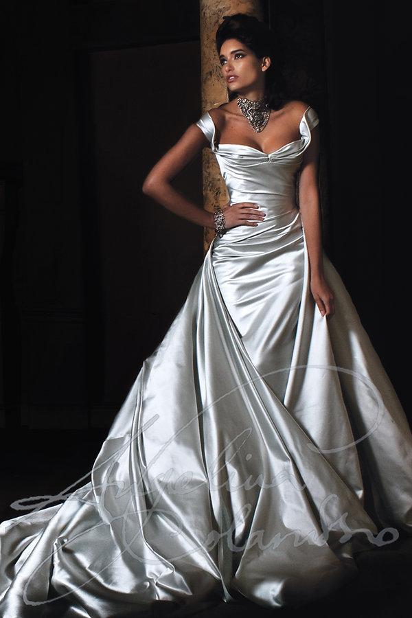 Gabriella Designer Wedding Dress