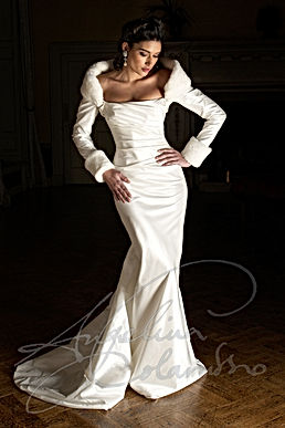 Anoushka Designer Wedding Dress