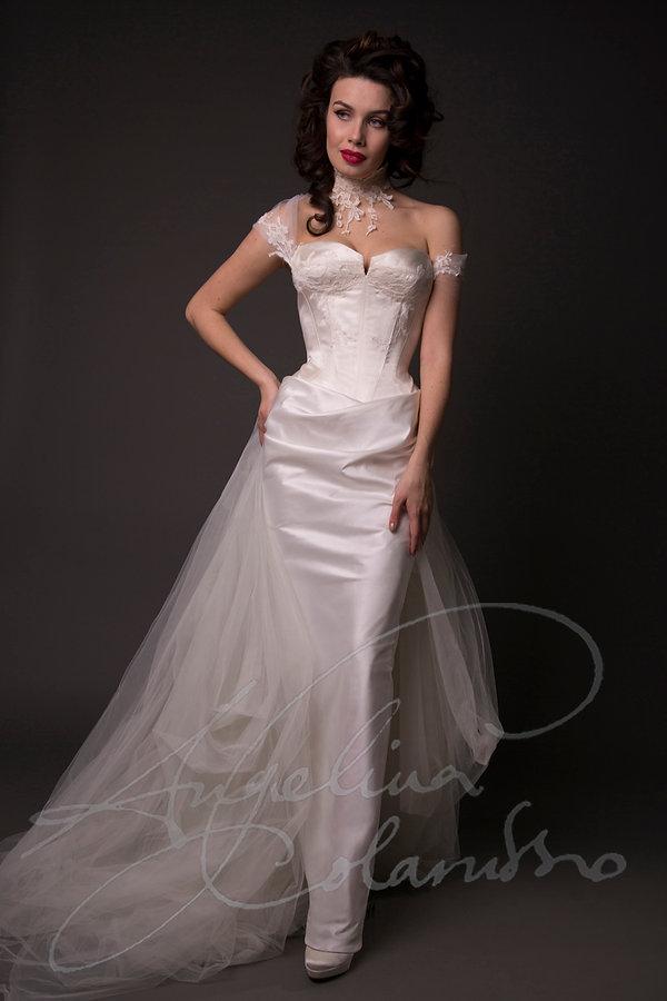 Allyssia designer wedding dress