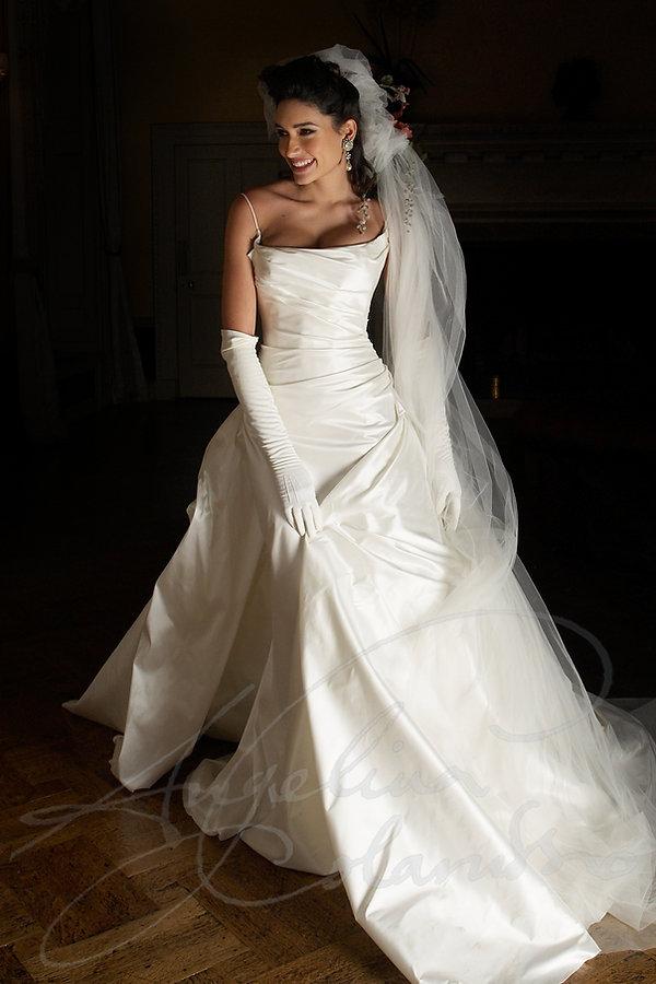 Amelie Designer Wedding Dress