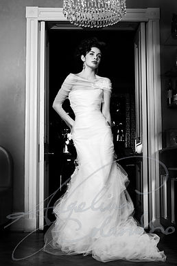 Annalise Wedding Dress - Designer Wedding Dresses by Wedding Dress Designer Angelina Colarusso.