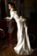 Lauren Wedding Dress - Designer Wedding Dresses by Wedding Dress Designer Angelina Colarusso.