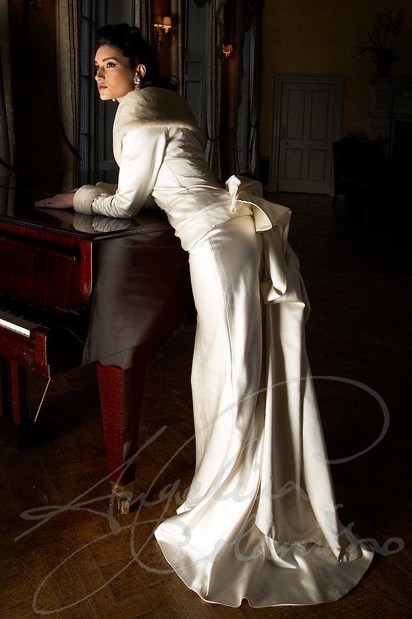 Lauren Designer Wedding Dress