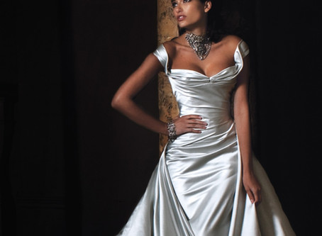 TIPS FOR YOUR WEDDING DRESS CONSULTATION