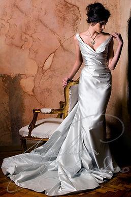 Dolce Vita Designer Wedding Dress