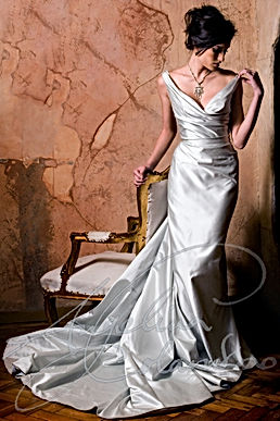Dolce Vita Designer Wedding Dress