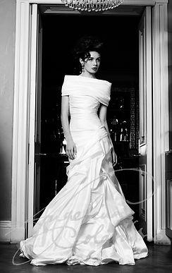 Mira Wedding Dress - Designer Wedding Dresses by Wedding Dress Designer Angelina Colarusso.