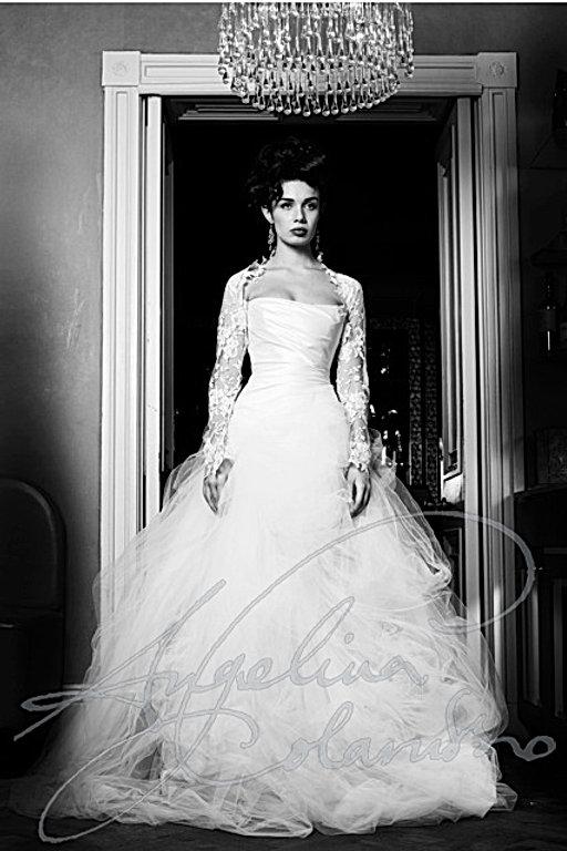 Isabella Designer Wedding Dress