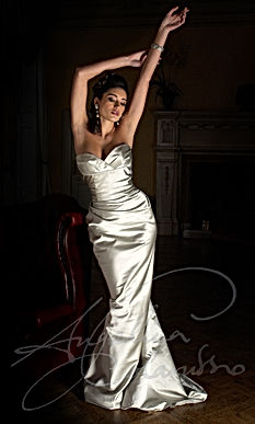 La Diva Designer Wedding Dress