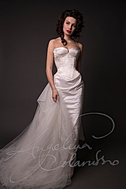 Rousseau Designer Wedding Dress