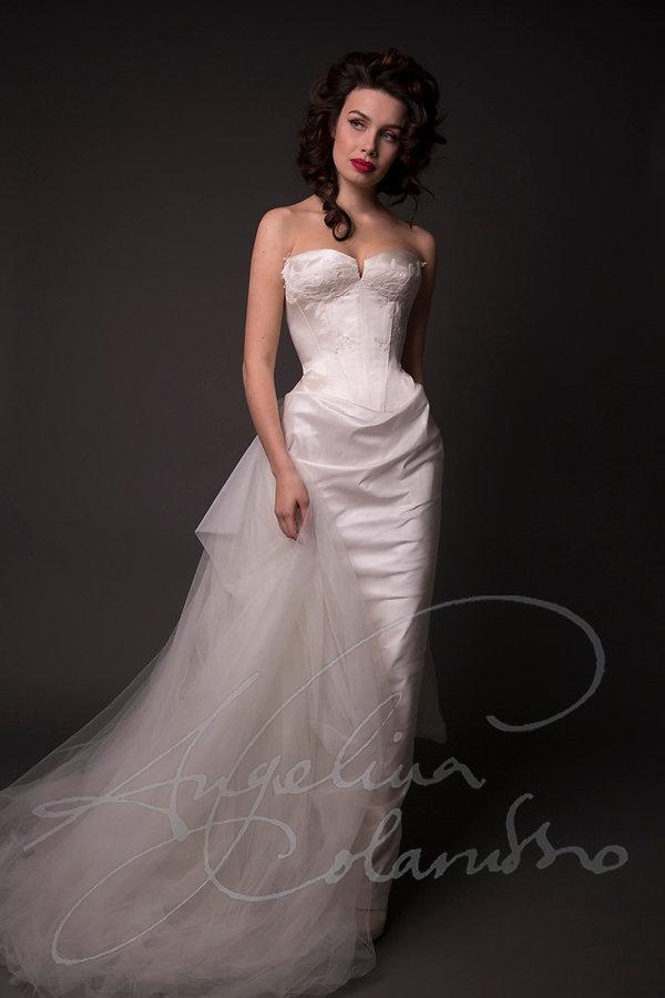 Rousseau Designer Wedding Dress
