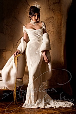 Natalia Designer Wedding Dress