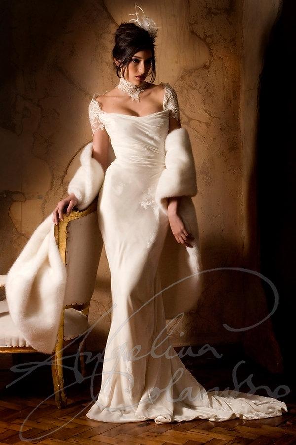 Natalia Designer Weddng Dress