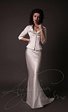 Cristianne Designer Wedding Dress