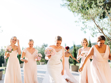 5 TOP TIPS FOR BEING THE BEST BRIDESMAID