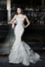 Gabor Designer Wedding Dress
