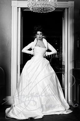 Epoque Designer Wedding Dress