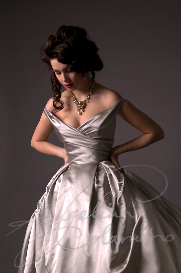 Sofia Designer Wedding Dress