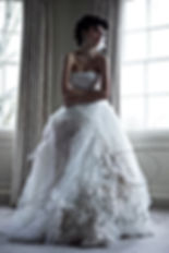Odette Wedding Dress by Wedding Dress Designer Angelina Colarusso