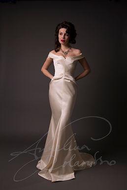 Avedon  Wedding Dress by Wedding Dress Designer Angelina Colarusso