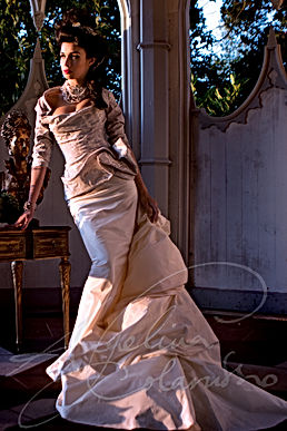 Vienna Wedding Dress - Designer Wedding Dresses by Wedding Dress Designer Angelina Colarusso.