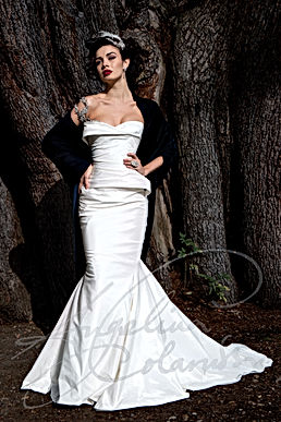 Riva Wedding Dress - Designer Wedding Dresses by Wedding Dress Designer Angelina Colarusso.