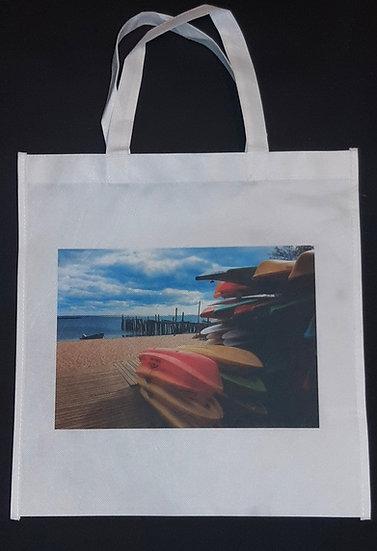 Personalised Non-Woven Tote Shopper Bag