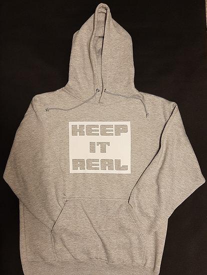 Adults Keep It Real Hoodie