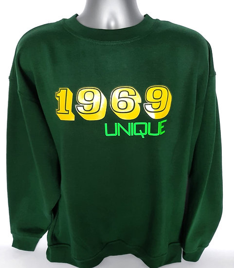 Personalised Unique Year Sweater